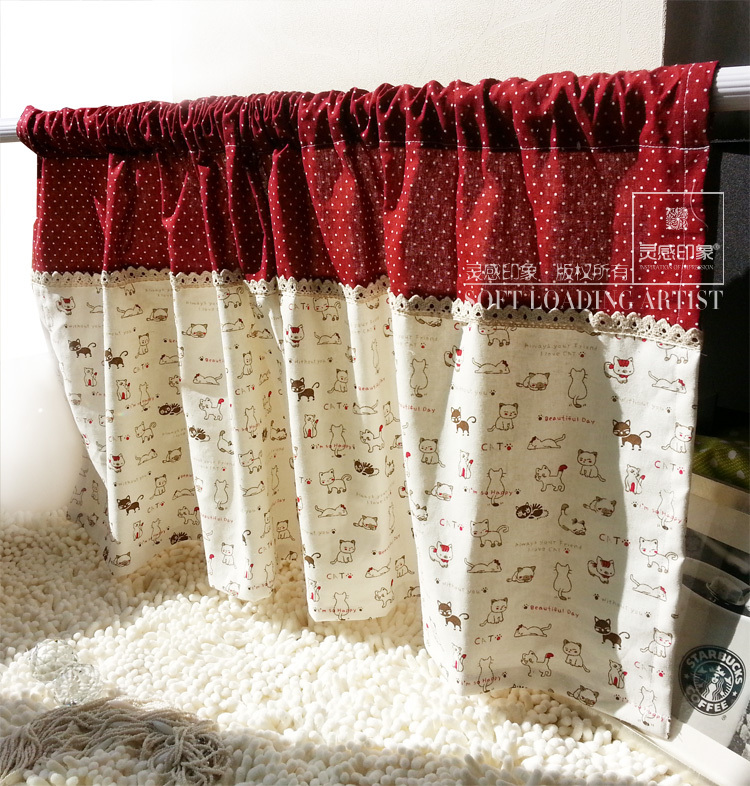 online kaufen gro handel kurze vorh nge f r die k che aus china kurze vorh nge f r die k che. Black Bedroom Furniture Sets. Home Design Ideas