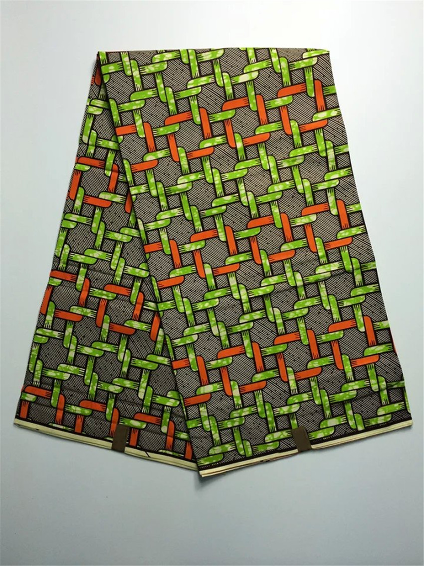 (6yds/lot)LB203215!Top selling newest Weave pattern high quality african super real wax fabrics printed fabrics for clothing(China (Mainland))