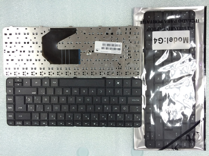 G4 SP LA Brand new and original for HP G4 G6 CQ43 430 431 436 CQ57 Laptop replacement keyboards free shipping Spanish(China (Mainland))