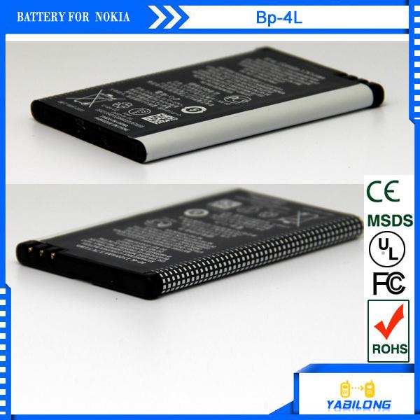 BP 4L Battery Full Capacity 1500mAh Cheap Mobile Phone Batteries Battery for NOKIA E61i E63 E90