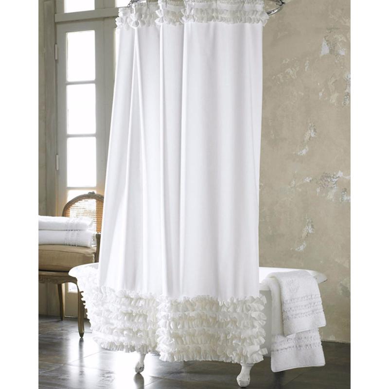 Achetez en gros fen tre rideau de douche en ligne des for Rideau pour fenetre salle de bain