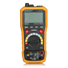 HYELEC Mastech MS8229 Auto Range 5 in 1 Multifunctional Handheld 2 8 Auto Digital Multimeter for