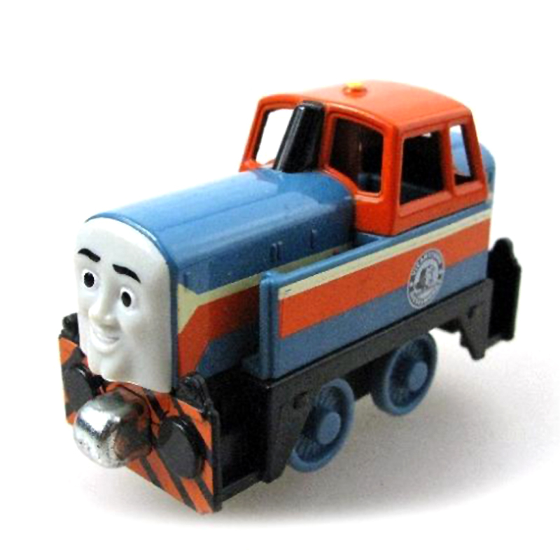 T0132 Diecast Magnetic THOMAS and friend Den The Tank Engine take along train metal children kids toy gift<br><br>Aliexpress