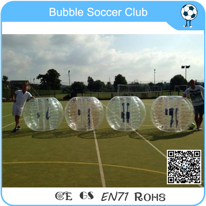 4pcs Free Shipping Made in China Inflatable Bubble Football,Outdoor Adult Bumper Ball,Bumper Ball Online(China (Mainland))