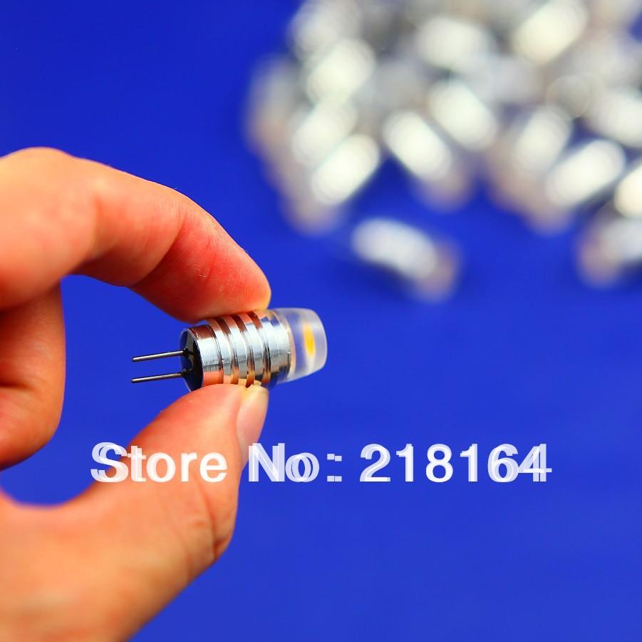 New G4 1.5W LED Light Lamp Bulb White/Warm White 12V halogen replacement(China (Mainland))