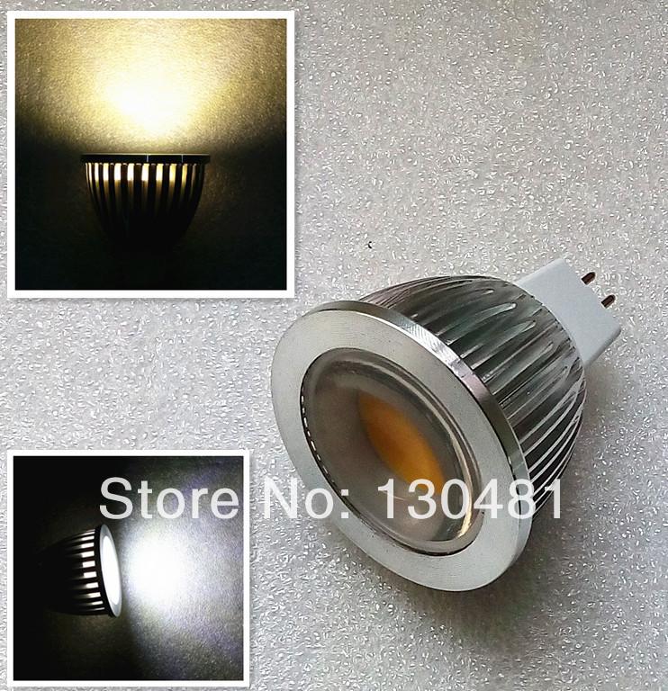 Special Offer The Led Lamp 3w 5w Gu5.3 110v 220v Mr16 Warm White Cob Bulb Energy Saving Spotlight Spot Light Sitting Room(China (Mainland))