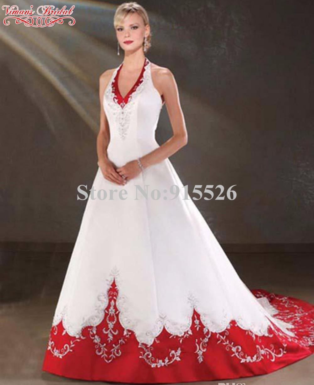 blanc et rouge de mariage robes promotion achetez des blanc et rouge de mariage robes. Black Bedroom Furniture Sets. Home Design Ideas