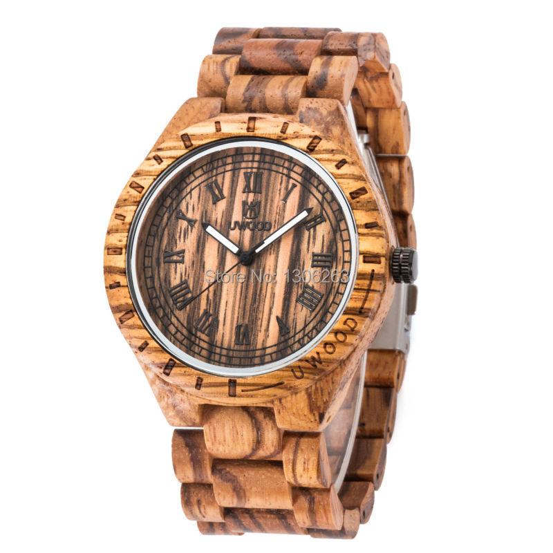 Мужчин Древесины Смотреть Мода Природных Сандалового Дерева Деревянный Наручные Часы Горячие Рождественский Подарок Для Мужчин Часы Vintage Стиле Ретро