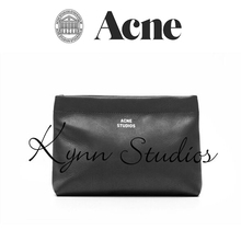 ACNE Studios, Women genuine leather day clutch lady calfskin handbag real leather women bag female bags ,free shipping