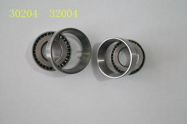 30204 CHROME STEEL TAPERED POLLER BEARING MADE IN CHINA(China (Mainland))
