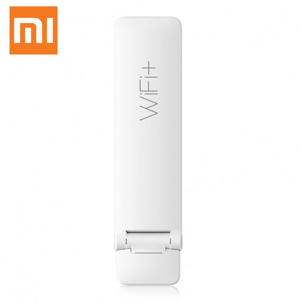 Original Portable Light Weight Xiaomi Mi WiFi 300M Amplifier 2 Expander Mi Router