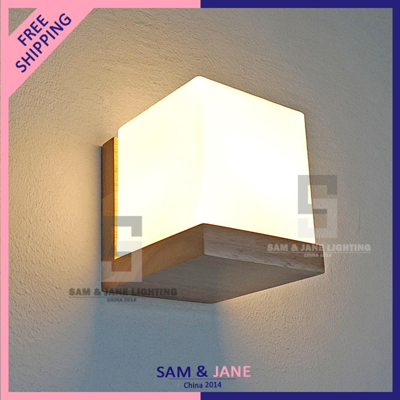 modern wall lamp cottage wood wall light fixture dining