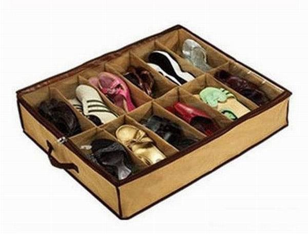 Ящик для хранения Topsof 12 /box 002