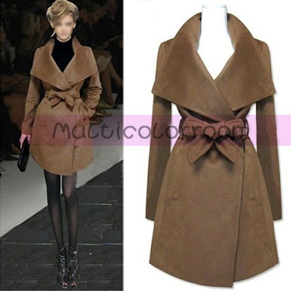 Popular Cashmere Ladies Coat-Buy Cheap Cashmere Ladies Coat lots ...