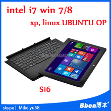 New Cheap 11.6 inch intel dual core Tablet PC Capacitive Screen windows tablet  4G128G Dual camera BBEN 7 inch tablet