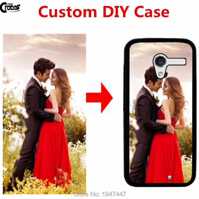 DIY Personalized Custom Picture original Photos cover Phone case for Motorola Moto G G2 X Black Berry Z10 9900 8520 Onyx 9700(China (Mainland))