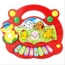 Kids Music Musical Developmental Animal Farm Piano Sound Educational Toy(China (Mainland))