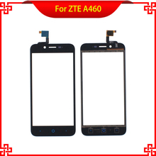 Touch Screen Digitizer For ZTE A460 460 ZTE Blade L4a Discount Promotional Black Color Replacement Mobile Phone Touch Panel