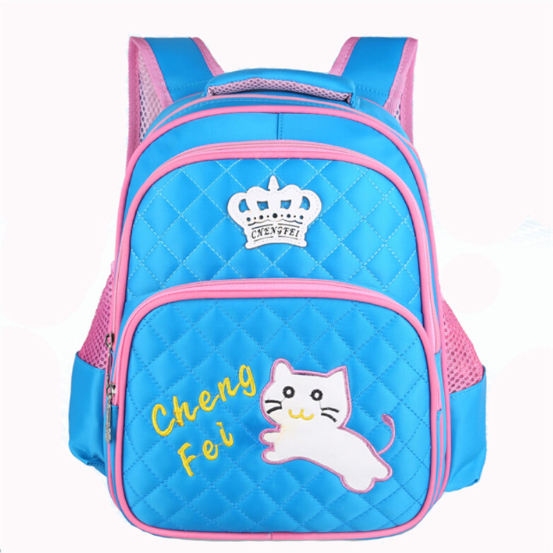 High Quality Backpack Waterproof Students School Bag Nylon School Backpacks Girl And Boy Students Bags Packbag D367(China (Mainland))