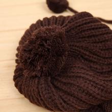 New 2015 Spring Children s Knitted Hats Boys Caps For Children Accessories Woolen Baby Girls Autumn