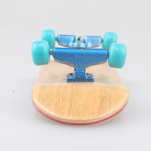 2015 professional wooden min finger skateboard alloy stend fingerboard(China (Mainland))