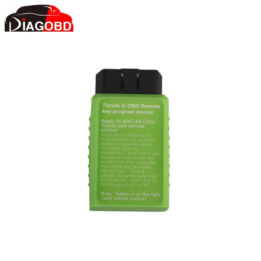 Высокое качество для Toyota G и для Toyota H чип автомобиль OBD дистанционного программатор ключей