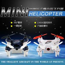 Mini Quadcopter RC101C 4CH 2.4G 4Axis 360 0.3MP WIFI Degree Roll Mini Drone LED Plane Model Toys RC Aircraft