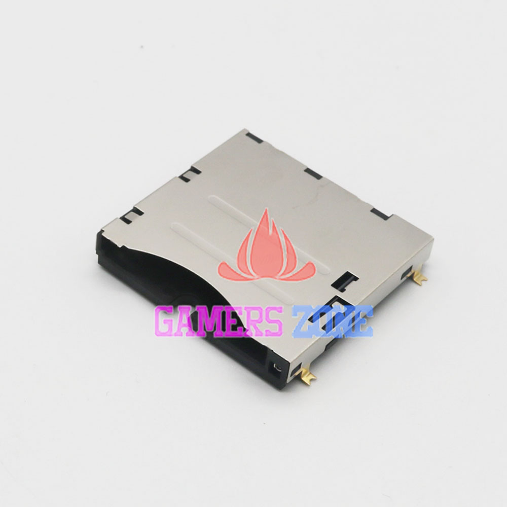 10pcs New Replacement Game Cartridge Slot 1 Card Socket Reader for Nintendo DS Lite NDSL(China (Mainland))