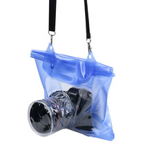 Buy Hot Waterproof DSLR SLR digital Camera 20M outdoor Underwater Housing Case Pouch Dry Bag Canon Nikon Camera for $3.47 in AliExpress store
