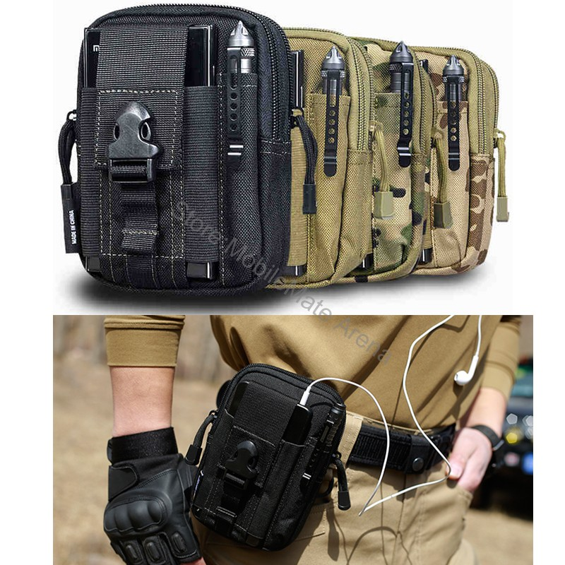 For Cubot Note S/Zte Blade A2 X5/Moto G4 Plus G3 G2 X2/Nexus 5/Doogee X5 Max X6 Phone Case Cover Army Bag Belt Pouch Accessory(China (Mainland))