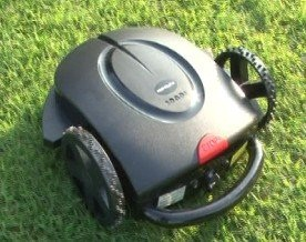 Fully-automatic Intelligent Robot Lawn Mower Grass Cutting Machine Brush Cutter Lawn Mower Machine(China (Mainland))