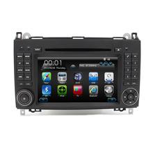 Free Shipping Car DVD Player Autoradio GPS Navigation for Mercedes A Class B Class with Ipod Bluetooth RDS Radio AM FM USB SD