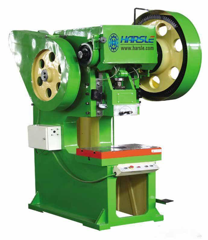 Gasket Punch Machine 10t Punching Machine Power