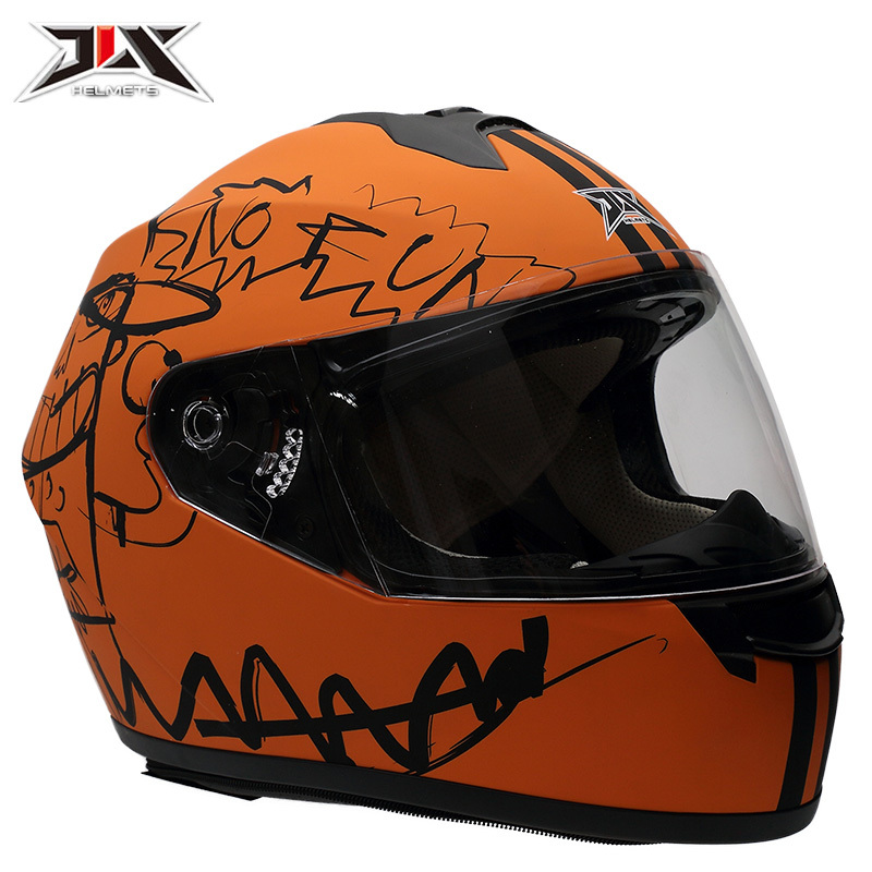 2015 NEW COOL motorcycle helmets Casco Capacete Casque full-face motocross racing cycling character helmet(China (Mainland))