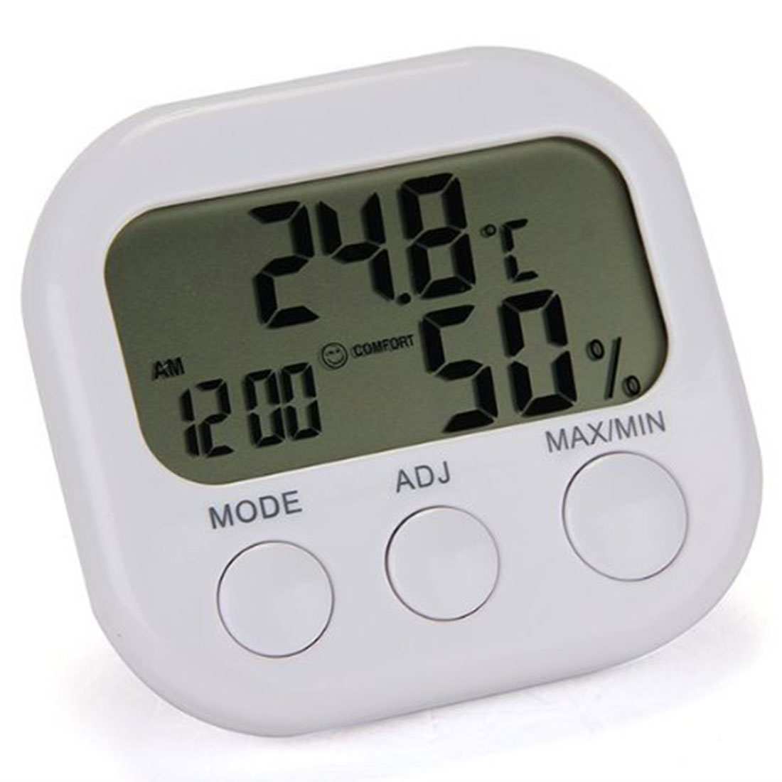Station LCD Digital Thermometer Hygrometer Temperature Humidity  #585340