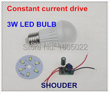 2015 new year! FREE SHIPPING! 3w E27 6pcs 5730 SMD led bulb light constant current drive led bulb lampHigh brightness AC85-265v(China (Mainland))