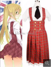 Kawaii Axis Powers Hetalia Cosplay Gakuen School Uniform Custom Made