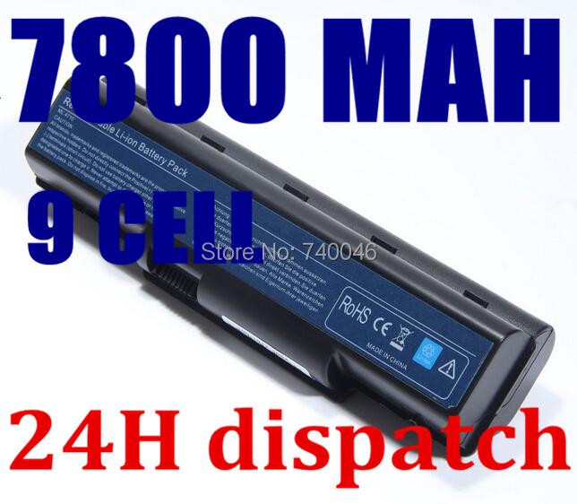 7800MAH Laptop Battery AK.006BT.020 AK.006BT.025 AS07A31 AS07A32 AS07A41 AS07A42 AS07A51 AS07A52 AS07A71 AS07A72 For Acer(China (Mainland))