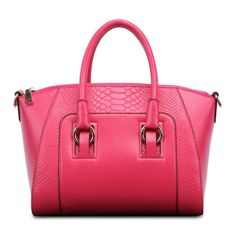 2015 Taobao explosion crocodile leather handbag manufacturers really group(China (Mainland))