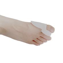 1lot=2Pcs=1Pair Gel Silicone Bunion Corrector Big Toe Separators Straightener Spreader Foot Care Tool Hallux Valgus Pro massager(China (Mainland))