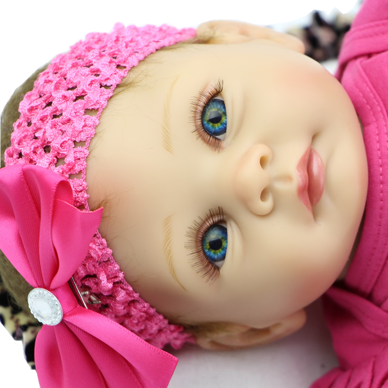 22Inch Silicone Doll Baby Alive Realistic Reborn Baby Doll For Sale Lifelike Finished Doll Handmade Baby Toys For Kids<br><br>Aliexpress