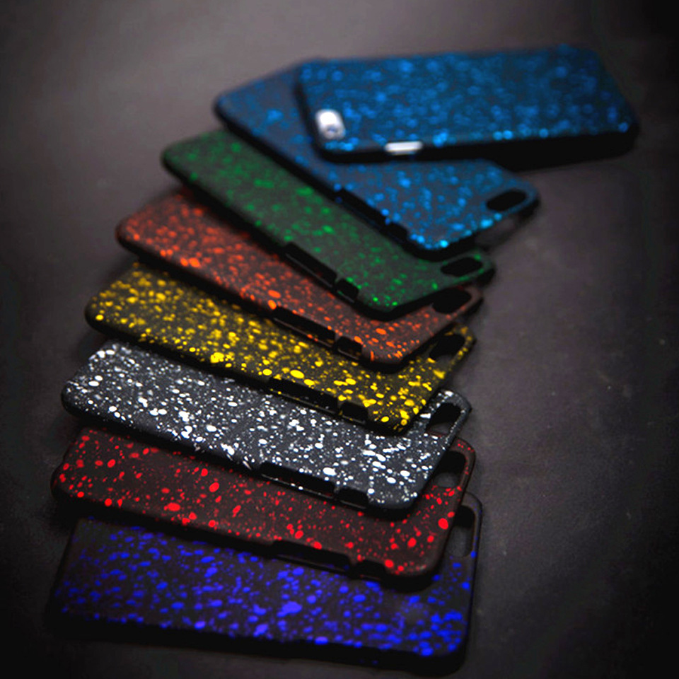 Phone Cases For iPhone 5/5S Ultra-thin Starry Sky Series phone protector Anti-knock 3D Space Pattern Fashion Phone Cases