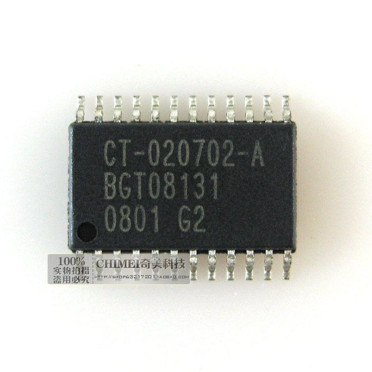 Ct-020702-a lcd screen ic chip electronic components(China (Mainland))