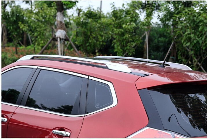 how to use roof rack for luggage