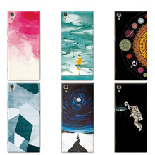 Buy Couple Phone Case Sony XA1 5.0 inch, Universe Planet Coque Sony Xperia XA1 Dual G3112 G3116 G3121 G3123 Case Cover for $1.39 in AliExpress store