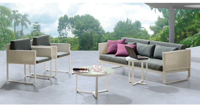 Outdoor Furniture Outlet Korea Style Casual Indoor And Outdoor Common Living Room Sofa