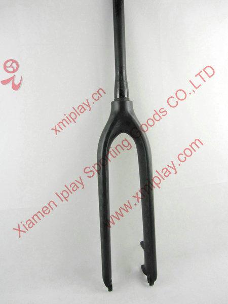 FK-023 9mm QR rigid fork mtb carbon,29er carbon fork,carbon mtb fork(China (Mainland))