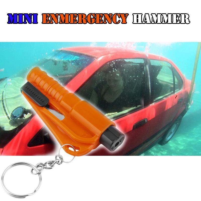 Car Safety Emergency Hammer Rescue Equipment Seatbelt Cutter Window Safety Hammer Life-Saving Car Escape Rescue Hammer(China (Mainland))