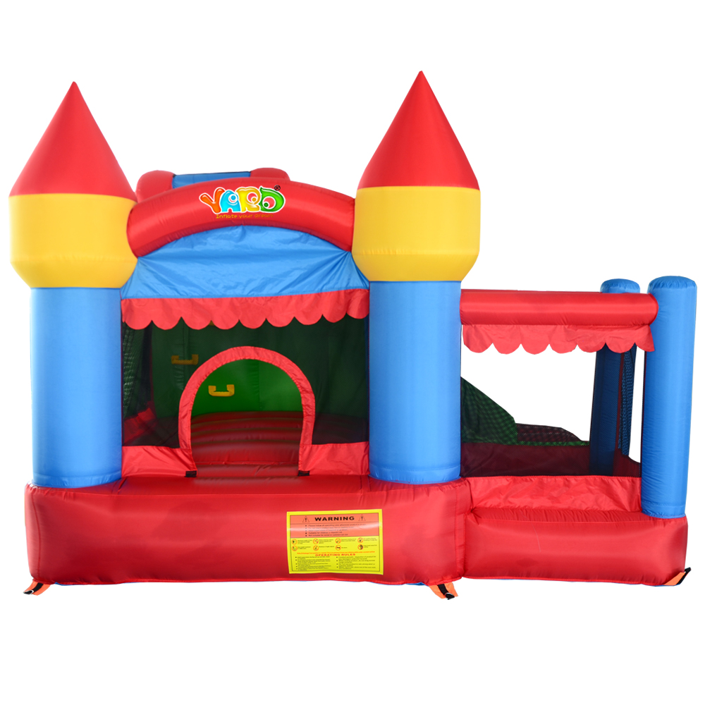YARD Inflatable Bouncy Castle Combo with Slide Ball Pit Home Use Trampoline Park Special Offer for Hot Zone(China (Mainland))