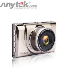 Anytek Auto DVR Camera Recorder A100 + Auto Camera Dashcams AR0330 1080 P WDR Novatek 96650 Parking Monitor Nachtzicht zwarte Doos